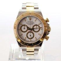 Rolex 116523 Guld/Stål 2003 Daytona 40mm brugt
