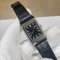 Jaeger-LeCoultre Grande Reverso Ultra Thin 1931 Steel 27mm Black Arabic numerals