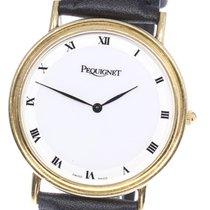 Pequignet Yellow gold 33mm Quartz pre-owned