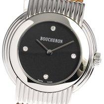 Boucheron Сталь 29mm Кварцевые подержанные