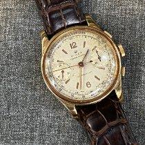 Rolex Chronograph Pозовое золото 32mm Cеребро Aрабские