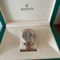 Rolex Day-Date 40 Oro rosa 40mm Marrone Romani Italia, Siena