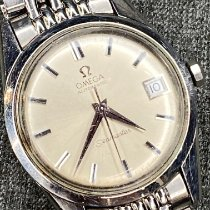 Omega Seamaster Steel 33.5mm Silver No numerals United States of America, New York, new york