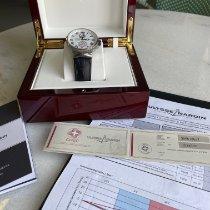 Ulysse Nardin Marine Chronometer Manufacture Steel 43mm White Roman numerals United States of America, Virginia, Charlottesville