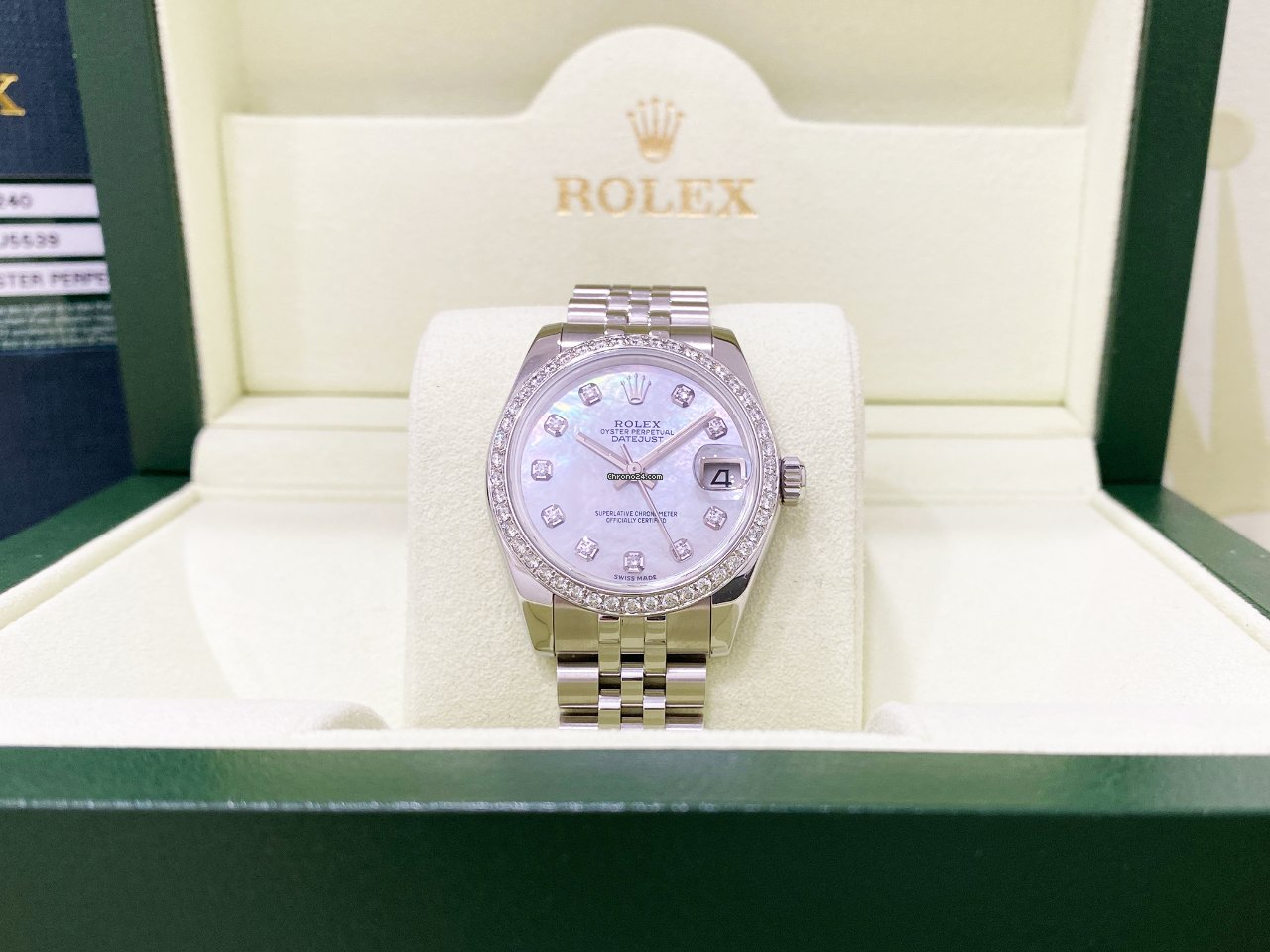 Rolex Lady-Datejust 178240 2012 pre-owned