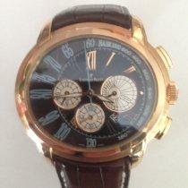 Audemars Piguet Millenary Chronograph Aur roz 47mm Maron