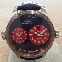 Zeno-Watch Basel Сталь 47mm Автоподзавод 8671 подержанные