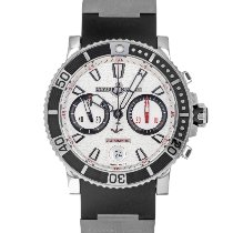 Ulysse Nardin Maxi Marine Diver Steel 42.7mm Silver United States of America, Maryland, Baltimore, MD