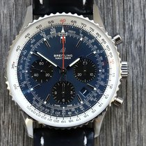 Breitling AB0121211C1P1 Staal 2019 Navitimer 1 B01 Chronograph 43 43mm tweedehands