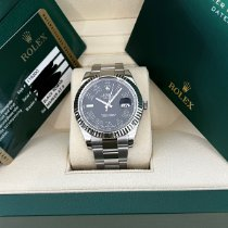 Rolex 116300 Steel Datejust II 41mm pre-owned United States of America, California, Los Angeles