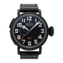 Zenith Pilot Type 20 GMT Titanium 48mm Black Arabic numerals United States of America, Pennsylvania, Bala Cynwyd