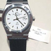 IWC Ingenieur nuevo Cuarzo Reloj con estuche y documentos originales 4513