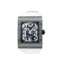 Richard Mille RM 016 Titanium 50mm White Arabic numerals
