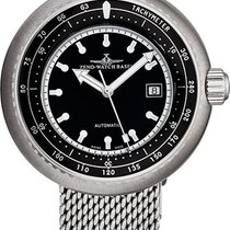 Zeno-Watch Basel Сталь Автоподзавод 500-2824-I1M новые