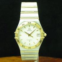 Omega 1212.30.00 Goud/Staal 2000 Constellation 33.5mm tweedehands