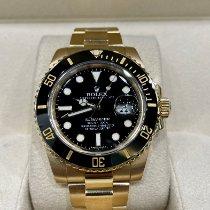 Rolex Submariner Date Yellow gold 40mm Black No numerals Australia, Sydney, Bondi Junction