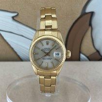 Rolex 6917 Oro giallo 1980 Lady-Datejust 26mm usato Italia, Milano