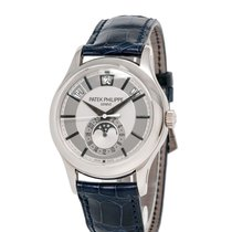 Patek Philippe 5205G-001 White gold 2013 Annual Calendar 40mm pre-owned United States of America, New York, Hartsdale