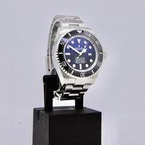 Rolex Sea-Dweller Deepsea Staal 44mm Blauw Geen cijfers Nederland, Velp