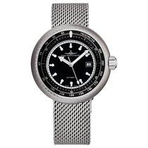 Zeno-Watch Basel Сталь 47mm Автоподзавод 500-2824-I1M новые