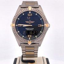 Breitling E56059 Titanium tweedehands