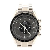 Omega Speedmaster Professional Moonwatch usato 42mm Nero Acciaio