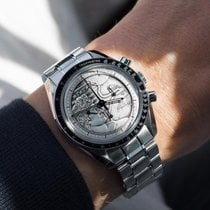 Omega 311.30.42.30.99.002 Staal 2012 Speedmaster Professional Moonwatch 42mm tweedehands Nederland, Valkenburg