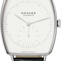 NOMOS Lux Steel 36mm White