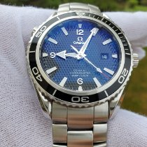 Omega Seamaster Planet Ocean Steel 45mm Black Arabic numerals United States of America, Wisconsin, Mequon