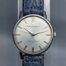 Seiko Steel 35mm Manual winding pre-owned Thailand, Chatuchack