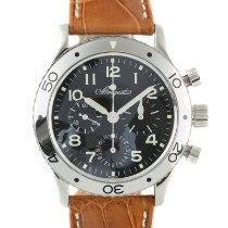 Breguet Steel 39.5mm Automatic 3800 pre-owned