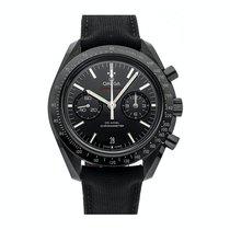 Omega Ceramic Automatic Black No numerals 44mm Speedmaster Professional Moonwatch