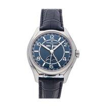Vacheron Constantin Fiftysix Steel 40mm Blue Arabic numerals United States of America, Pennsylvania, Bala Cynwyd