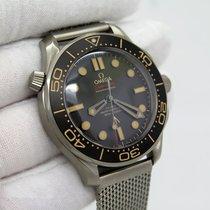 Omega Seamaster Diver 300 M Titanium 42mm Black No numerals United States of America, Florida, Orlando