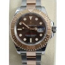 Rolex Yacht-Master 40 Gold/Steel 40mm Brown No numerals United States of America, Florida, Tampa