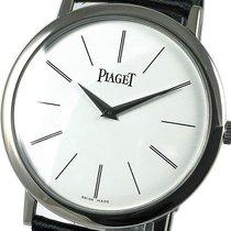 Piaget подержанные Механические 38mm Белый Сапфировое стекло 3 атм