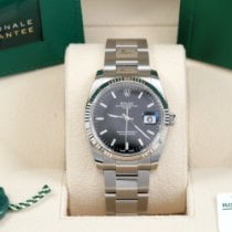 Rolex Oyster Perpetual Date Steel 34mm Black United States of America, California, Los Angeles