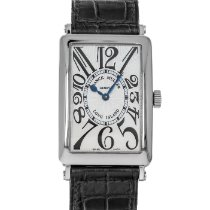 Franck Muller Long Island Steel 31mm Silver Arabic numerals United States of America, Maryland, Baltimore, MD