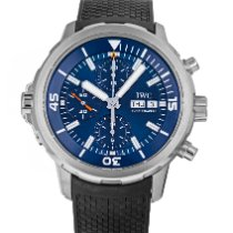 IWC Aquatimer Chronograph Steel 44mm Blue No numerals United States of America, Maryland, Baltimore, MD