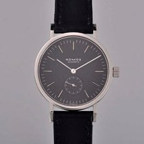 NOMOS Steel 36mm Automatic 506 pre-owned