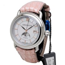 Aerowatch Women's watch 1942 42mm Automatic new Watch with original box and original papers 2021
