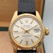Rolex 6917 Oro giallo 1979 Lady-Datejust 26mm usato Italia, milano