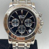 Zenith 02.0360.400 Acier 1993 El Primero Chronograph 40mm occasion