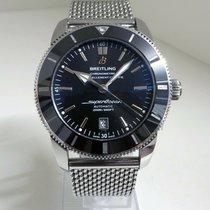 Breitling Superocean Heritage II 46 подержанные 46mm Черный Сталь