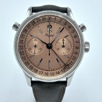 Habring² Steel 42mm Manual winding A11RD pre-owned