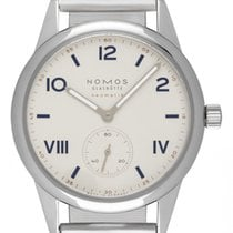 NOMOS Steel 39.5mm Automatic 765 new