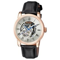 Gevril Steel 47mm Automatic 2694S new United States of America, Florida, Sarasota