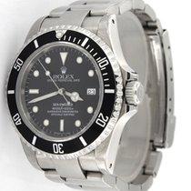 Rolex Sea-Dweller 4000 Acciaio 40mm Nero Senza numeri Italia, Milano