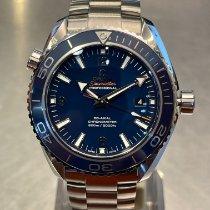 Omega Seamaster Planet Ocean Titanium 45.5mm Blauw Arabisch Nederland, Zaandam