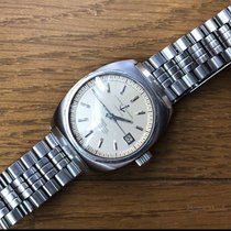 Ulysse Nardin Silver Automatic 35mm pre-owned